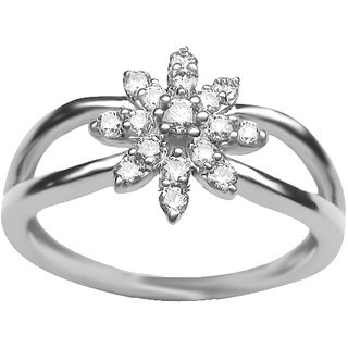 Azira Jewels Floreo Diamond Ring