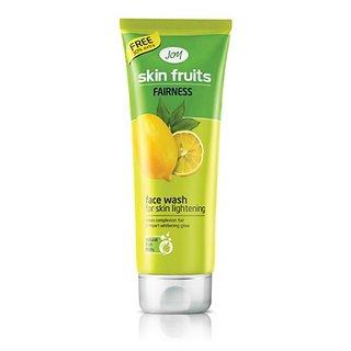 Joy Skin Fruits Fairness Face Wash For Skin Lightening - 50 Ml