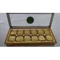 Sarv Aloe Vera Sugar Free Assorted Dark Chocolates (Pack Of 12)