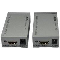 HDMI Extender By Single UTP CAT5e/CAT6 Cable Extend HDTV Up To 60 Meters