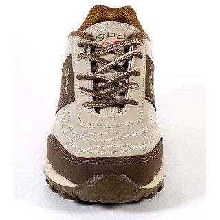 Senzo 816 cream mouse sports shoes