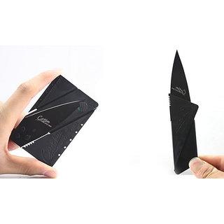 Folding Card Shaped Knife