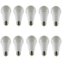 Combo Pack Of 5W & 7W LED Bulbs (5 Piece Each)