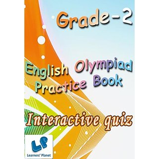 Grade-2-English-olympiad practice book
