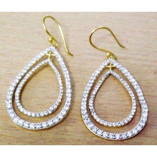 Gold Plated Earring Golden