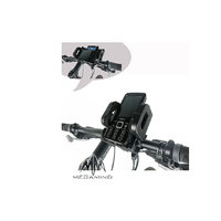 Bike/Bicycle Mobile Phone Holder Mount Bracket For All Mobile Phones