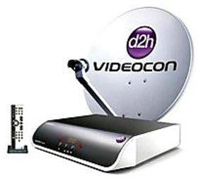 Videocon D2h Super Gold Package