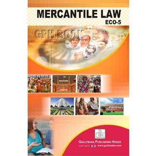 ECO5 Mercantile Law (IGNOU Help book for ECO-5 in English Medium)