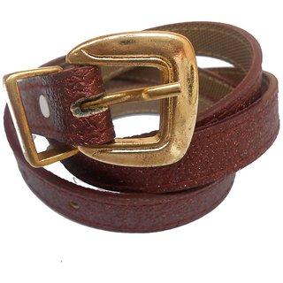 Gci Casual Stylish Women/Ladies Sparkle Bl-010 Brown Belts Exclusive Design