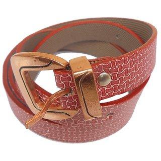 Gci Casual Stylish Women/Ladies Snack Bl-008 Maroon Belts Exclusive Design