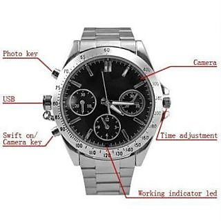 4GB Wrist Watch Spy Hidden Camera