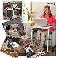 Multi Purpose Travelling Folding Table Easy Use Anywhere