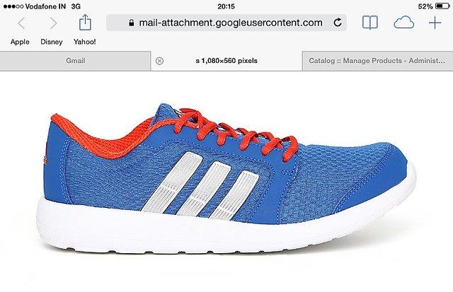 Shop Adidas Shoes Online - Shopclues