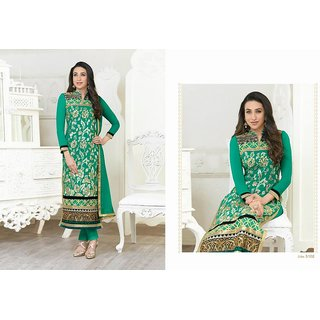 Indian Ethnic Designer Bollywood Party Wear Suits (Unstitched)