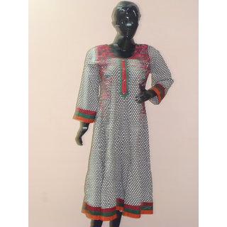 Cotton kurti-156