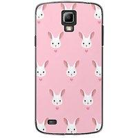 EYP Rabbit Back Case Cover For Samsung S4 60098