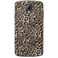 EYP Leapord Print Back Case Cover For Samsung S4 60077