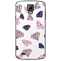 EYP Diamond Back Case Cover For Samsung S4 60088