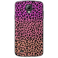 EYP Leapord Print Back Case Cover For Samsung S4 60083