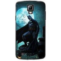 EYP Superhero Batman Back Case Cover For Samsung S4 60007