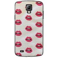 EYP Kisses Back Case Cover For Samsung S4 60099