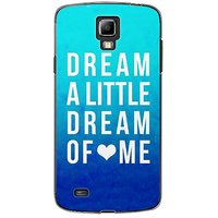 EYP Dream A Little Love Back Case Cover For Samsung S4 60089