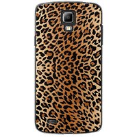 EYP Leapord Print Back Case Cover For Samsung S4 60078