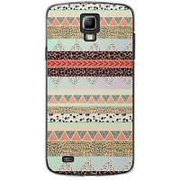EYP Leapord Print Back Case Cover For Samsung S4 60084