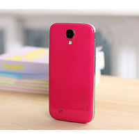 Bubble Pack Thin Back Case Cover For Samsung S4 (Hot Pink)