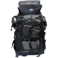 Donex 50-60 L Polyester Black Rucksacks