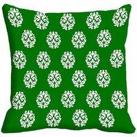 MeSleep Abstract Digital Print Cushion Cover (16x16)