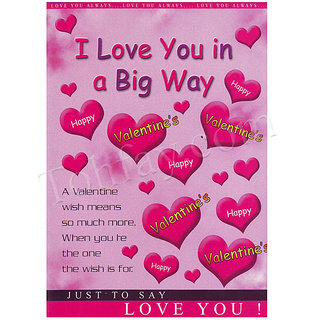 Love greeting cards in india shopclues online love greeting cards m4hsunfo