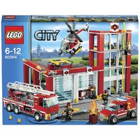 Lego- Fire Station