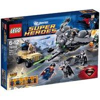 Lego- Super Heroes Superman Battle Of Smallvilla (234335)