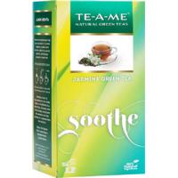 TE-A-ME Jasmine Green,  25 Piece(s)/pack Jasmine