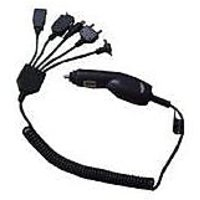 Universal Car Mobile Charger 6 In 1 - 6372928