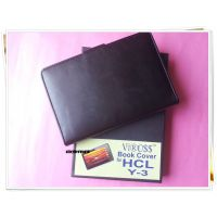 HCL Me Tab Y3 Tablet - CASE COVER LEATHER BOOK STYL CUM STAND-SOLID LEATHER