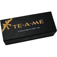 TE-A-ME Assorted Green Teas Gift Box Of 48 Tea Bags