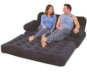 5 In 1 Air Sofa Bed Cum