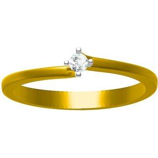 One Diamond Engagement Ring