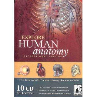 Explore Human Anatomy Professional Edition