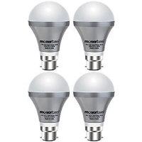 Moser Baer 7W LED Cool White Bulb Buy 3 Get 1 Free (PACK Of 4)