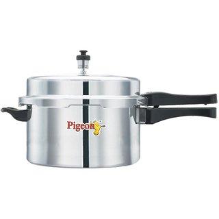 Pigeon Aluminium Pressure Cooker 5Ltrs