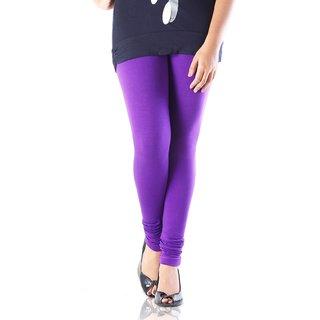 Cotton Purple Legging