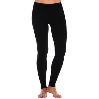 Cotton Black Legging