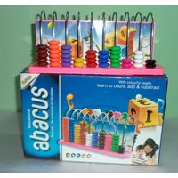 Educational Abacus (Reinvent… The Ancient Art Of Calculation
