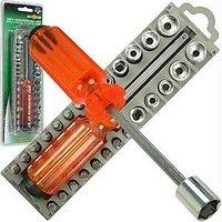 28 Pcs Screwdriver Case - Tool Set - New Car Accessories