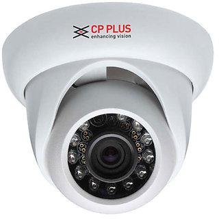 CP Plus HDCVI CP-UVC-D1100L2 1MP HD Nightvision Infrared Dome IR CCTV White