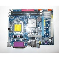 ZEBRONICS 945 Desktop Mother Board Socket 775 WITH CORE TO DUO 1.86 GHZ/2GB RAM/
