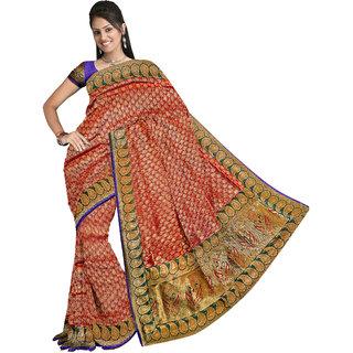 Vandana Fashion Designer Handloom Silk Saree